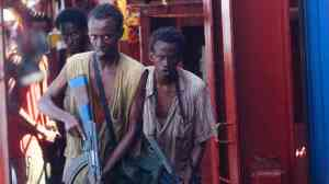 Somali pirates in Captain Phillips